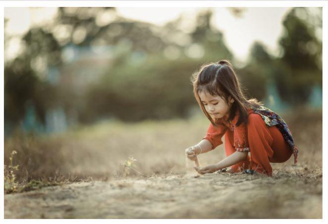 آموزش راجع به خدا به بچه ها