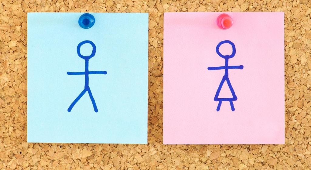 درک جنسیت