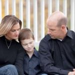 گفتگو در مورد طلاق ، با بچه ها